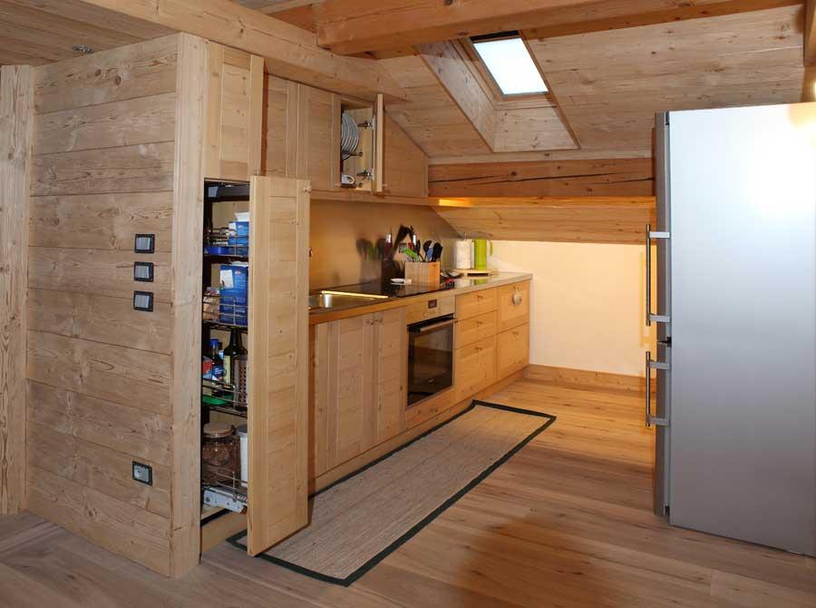 Idee Cucina Mansarda ~ Trova le Migliori idee per Mobili e Interni ...