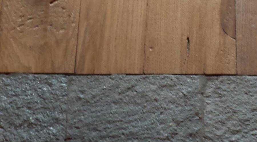 Ristrutturazione di interni il pavimento di un vecchio for Ristrutturazione di interni